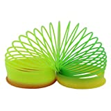K.V Traders magic spring -plastic magic spring toy-bouncy stretchy slinky toys ( pack of 1)