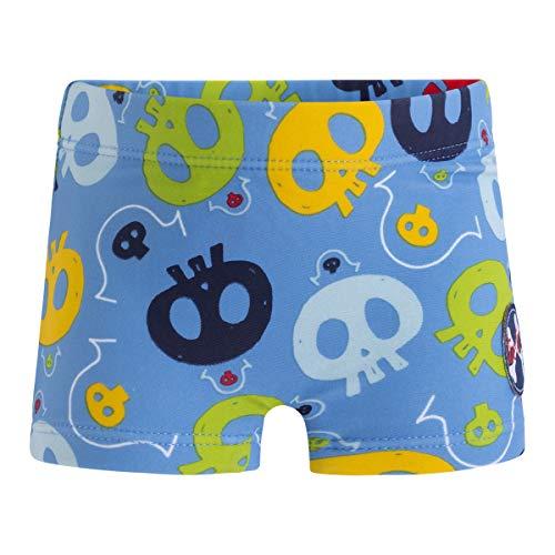 Tuc Tuc Boxer Estampado NIÑO Pirates Bañador natación