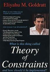 Theory of Constraints by Eliyahu M. Goldratt (1999-12-06)