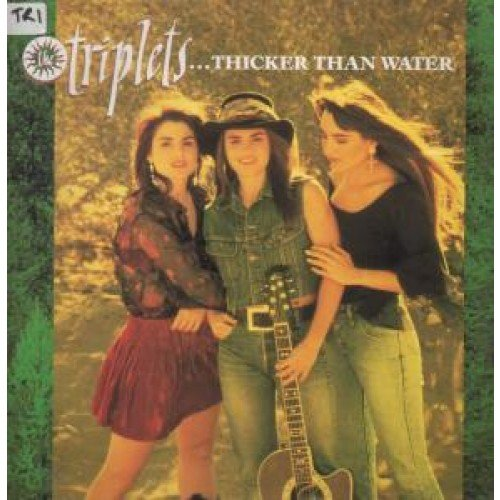 THICKER THAN WATER LP (VINYL) UK MERCURY 1991 (Vinyl-thickers)