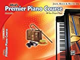 Premier Piano Course: Jazz, Rags & Blues Book 1A  |  Klavier  |  Buch (Alfred's Premier Piano Course)
