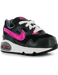 online store 7dde6 b7da8 Nike Kids Air Max Baskets bébé Fille Motif Lacets de Chaussures ...