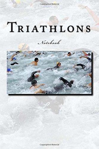 Triathlons: Notebook por Wild Pages Press