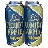 Strongbow Cloudy Apple 4 X 440Ml Can