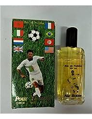 Eau de toilette Football homme sport vaporisateur 100ml vaporisateur naturel spray