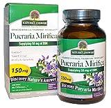 Nature's Answer Pueraria Mirifica, 60 Vegetarian Capsules