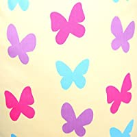 Preisvergleich für Schmetterling Designer waschmaschinenfestes Kinder Sitzkissen Sitzsack