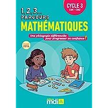 1, 2, 3 Parcours Mathématiques CM