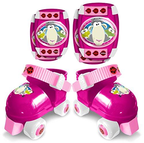 Rollers en ligne et rollers quad