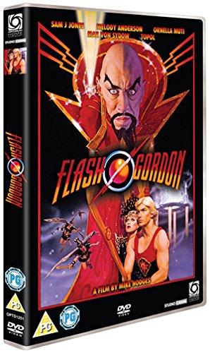 Preisvergleich Produktbild Flash Gordon [UK Import]
