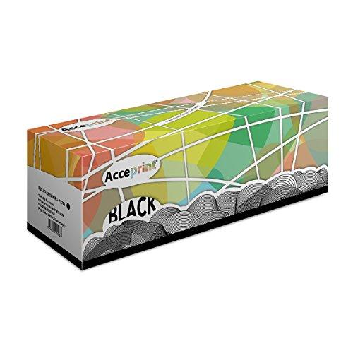 Preisvergleich Produktbild Acceprint ® 83X / CF283X CRG737H Tonerkartusche Schwarz HOHE KAPAZITÄT 2200 Seiten für HP LaserJet Pro M202n M201n M201dw MFP M225dn MFP M225dw