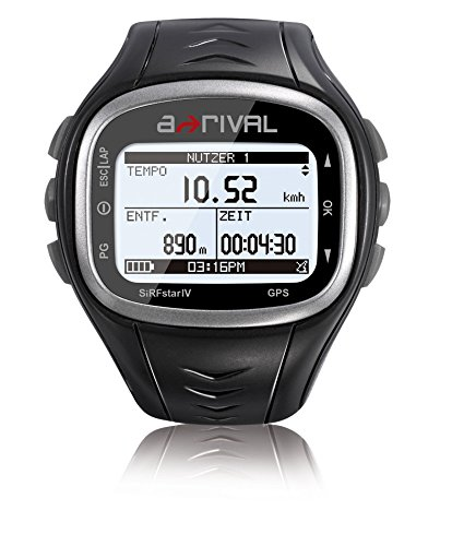 A-rival GPS-Trainingscomputer - GPS receiver