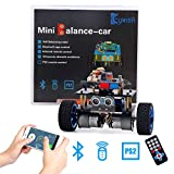 Keywish Mini Robot Arduino UNO Proyecto Smart Car Kit con Tutorial,...
