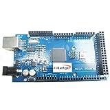 HiLetgo ATmega2560-16AU CH340G MEGA 2560 R3 Board With USB Cable Compatible to Arduino