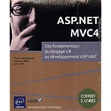 ASP.NET MVC4 - Coffret de 2 livres : Des fondamentaux du langage C# au développement ASP MVC