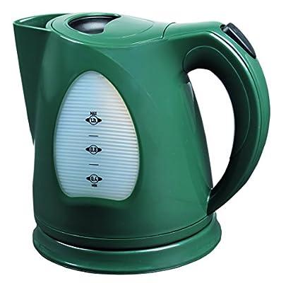 Efbe-Schott Compact de Bouilloire avec 1.2L, 1500W, vert