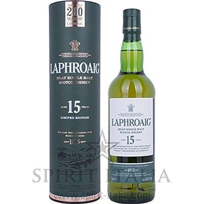 Laphroaig 15 Year Old 200 Year Limited Edition