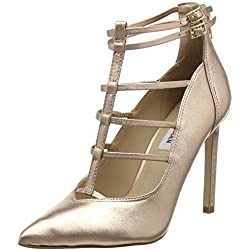Steve Madden Footwear Damen Prazed Pumps, Gold (Rose Gold), 41 EU (7.5 UK)