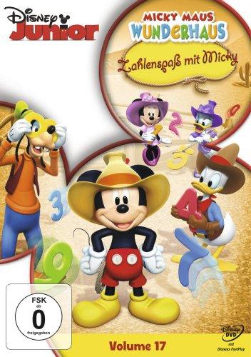 s, Volume 17 - Zahlenspaß mit Micky ()