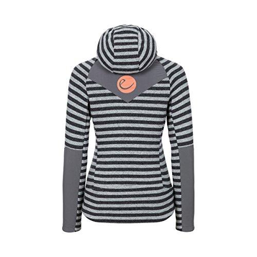 Edelrid Damen Creek Fleece Jacket Bekleidung Grey