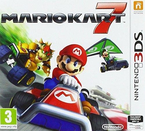 Mario Kart 7 3D [3DS] (Kart-spiele 3ds Mario Für)