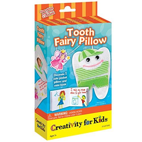 (Kreativität für Kinder–Fun und Creative Kissen Craft für Kinder (Mehrfarbig))