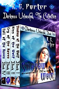 Darkness Unleashed Series Boxed Set by [Porter, RG]