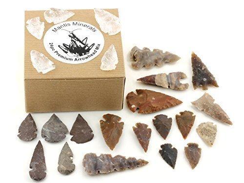Mantis Minerals 24pcs
