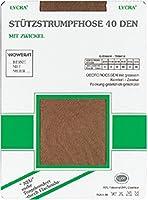5 Paar Lycra Stützstrumpfhose 40 den mit Figur formendem Effekt auch in Übergröße