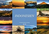 Indonesien - Inselparadies Flores & Komodo (Wandkalender 2018 DIN A3 quer): Landschaft und Natur aus dem indonesischem Inselparadies Flores & Komodo ... [Kalender] [Apr 13, 2017] Schänzer, Sandra