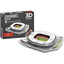 Athletic Club - Puzzle 3D estadio Bilbao (Eleven Force S.L. 81014)