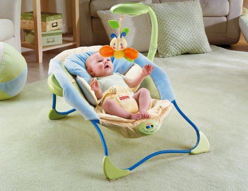 Fisher-Price Modelo J6979-0 Hamaca bebe - 2