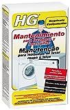 HG Mantenimiento para lavadoras y lavavajillas