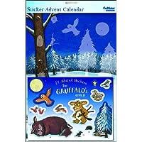Sticker Advent Calendar (WDM0109) - The Gruffalo