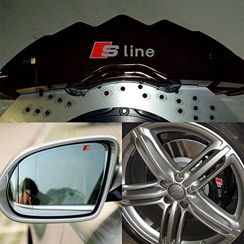appson-6-pcs-brake-caliper-mirror-s-line-decal-sticker-emblem-cast-vinyl-for-audi-a3-a4-a5-a6-a7-s3-