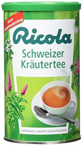 Ricola Schweizer Kräutertee, 9er Pack (9 x 200 g) -