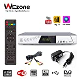 Best Fta Receivers - Wezone DVB-S2 Satellite TV Receiver Set Top Box Review
