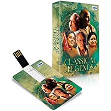 Music Card: Classical legends  - 320 kbps MP3 Audio  (4 GB)