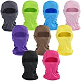Balaclava Face Mask - Beeway® Premium Multi-Purpose Breathable Sports Mask for Outdoor Skiing Cycling Motorcycling Helmet Hiking Camping - Men Women Kids, Colors, All the Year Round