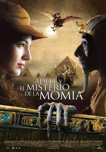 Adele y el misterio de la momia [DVD]