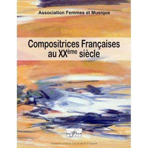 Compositrices françaises au XXe siècle