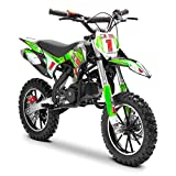 50cc Motorbikes Review and Comparison