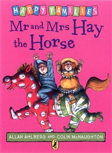 Mr and Mrs Hay the horse