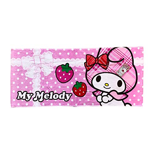 Royal Hello Kitty Badetuch-Set, Frottee, 20 x 40 cm, 2-teilig -