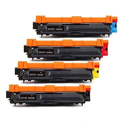 Hitze TN-241 TN-245 Toner, TN-242 TN-246 Compatibile per Brother HL-3140CW HL-3410 DCP-9020CDW MFC-9140cdn HL-3170CDW HL-3150 MFC-9340CDW MFC-9330CDW MFC-9142CDN DCP-9015CDW MFC-9332CDW HL-3152CDW