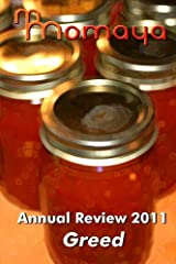 Momaya Annual Review 2011: The Greed Short Story Competition Paperback