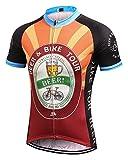2017 New Sommer Herren M?nner Kurze Hülse Zyklus Jersey Kurzarm Fahrradtrikot Fahrrad Hemd Fahrrad Radfahren Trikot Cycling Jersey Bike Shirt Gr??e 2XL