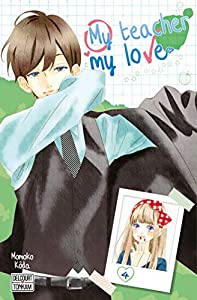 My teacher, my love Edition simple Tome 4