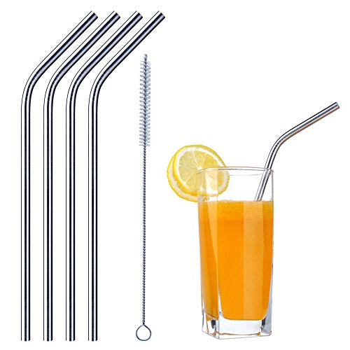 miu-colorr-reusable-washable-non-toxic-stainless-steel-drinking-straws-set-of-4including-a-straw-cle