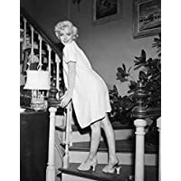 Photo Monroe Marilyn Seven Year Itch The 03 A4 10x8 Poster Print
